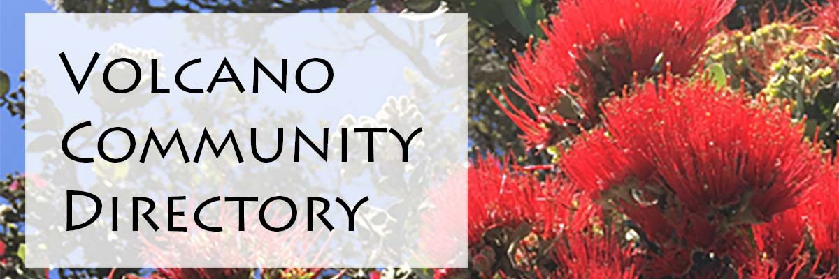 Volcano Community Directory